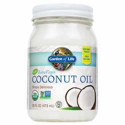 Garden of Life Organic- Extra Virgin Coconut Oil