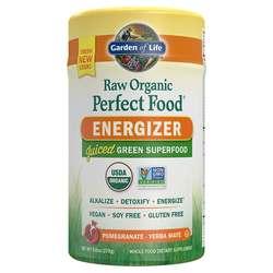Garden of Life Perfect Food Raw Organic Energizer
