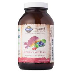 Garden of Life MyKind Organics Women's 40+ Multivitamin