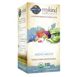 Garden of Life mykind Organics Men's Multivitamin