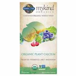 Garden of Life mykind Organics Plant Calcium 800 mg