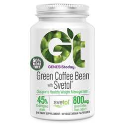 Genesis Today Green Coffee Bean with Svetol