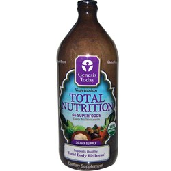 Genesis Today Organic Total Nutrition