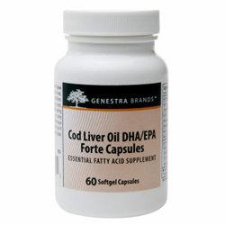 Genestra Cod Liver Oil DHAEPA Forte