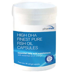 Genestra Pharmax DHA Finest Pure Fish Oil