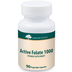 Genestra Active Folate 1000