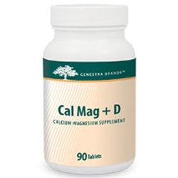 Genestra Cal Mag + D