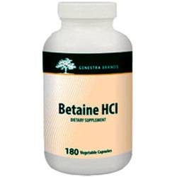 Genestra Betaine HCl