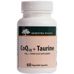 Genestra CoQ10 + Taurine