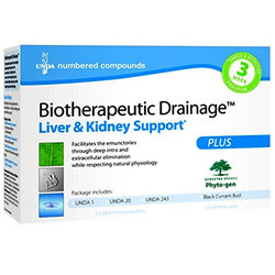Genestra Biotherapeutic Drainage Liver  Kidney Support