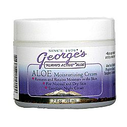 Georges Aloe Moisturizing Cream