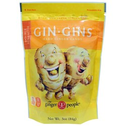 Ginger People Gin-Gins Hard Ginger Candy