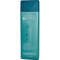 Giovanni Hair Care Products Wellness System Conditioner