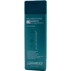 Giovanni Hair Care Products Wellness System Shampoo
