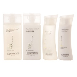 Giovanni Hair Care Products Flight Attendant First Class Hair  Body Kit