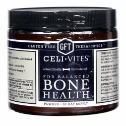 Gluten Free Therapeutics Celi Vites Bone Health