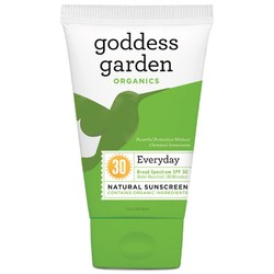 Goddess Garden Everyday Natural Sunscreen