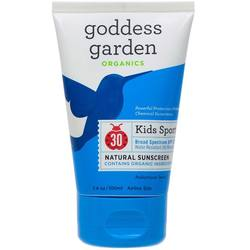 Goddess Garden Kid's Sport Natural Sunscreen
