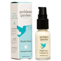 Goddess Garden Bright Eyes Firming Eye Cream