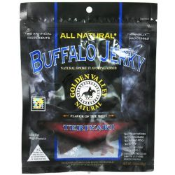 Golden Valley Natural Buffalo Jerky