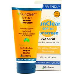 Grahams Natural SunClear Sunscreen