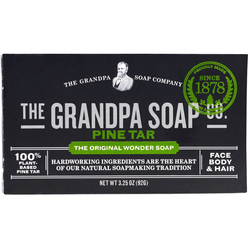 Grandpa's Face Body  Hair Bar Soap