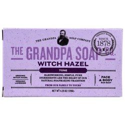 Grandpa's Face  Body Bar Soap