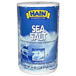 Hain Sea Salt