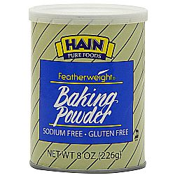 Hain Gluten Free Baking Powder