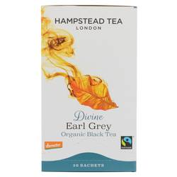 Hampstead Tea Earl Grey Organic Black Tea