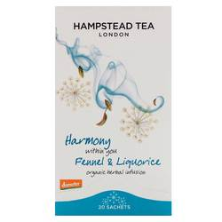 Hampstead Tea Fennel Liquorice Herbal Tea