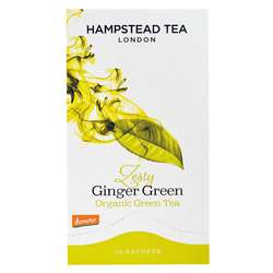 Hampstead Tea Ginger Green Tea