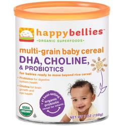 Happy Baby Happy Bellies Multigrain Cereal (6 Pack)