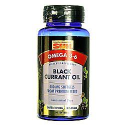 Health From the Sun Black Currant Oil 500