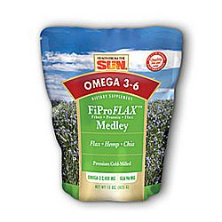 Health From the Sun FiProFLAX Medley