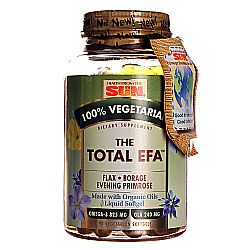 Health From the Sun Organic The Total EFA