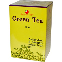 Health King and Balanceuticals Green Tea