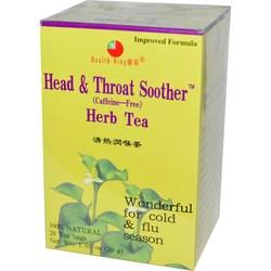 Health King and Balanceuticals Herb Tea