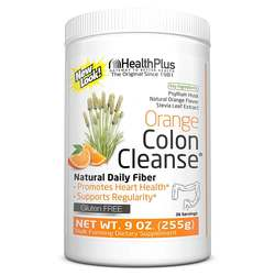 Health Plus Colon Cleanse Orange Powd