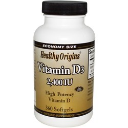 Healthy Origins Vitamin D-3