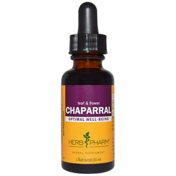 Herb Pharm Chaparral Liquid