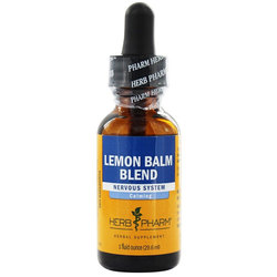 Herb Pharm Lemon Balm