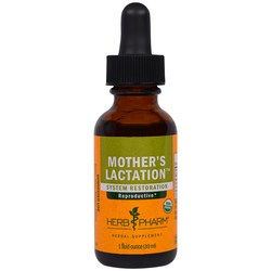 Herb Pharm Mother's Lactation