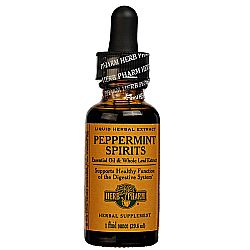 Herb Pharm Peppermint Spirits