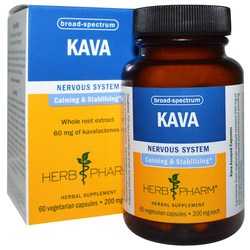 Herb Pharm Broad-Spectrum Kava
