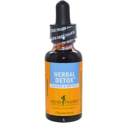 Herb Pharm Herbal Detox