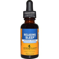 Herb Pharm Relaxing Sleep Tonic