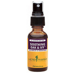 Herb Pharm Soothing Oak  Ivy Spray