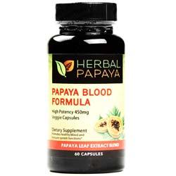 Herbal Papaya Papaya Blood Formula