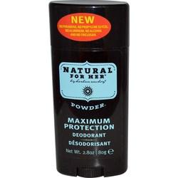 Herban Cowboy Natural For Her Deodorant